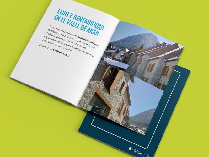 eBook gratis: Lujo y rentabilidad en el Valle by Luderna