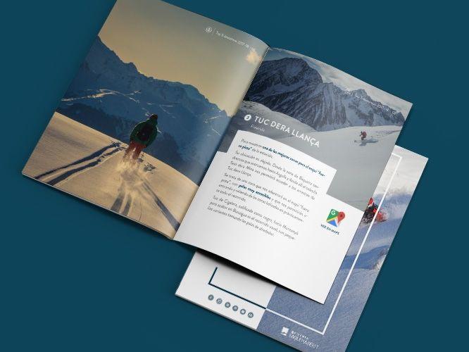 eBook gratis: Top 5 descensos en Baqueira by Luderna