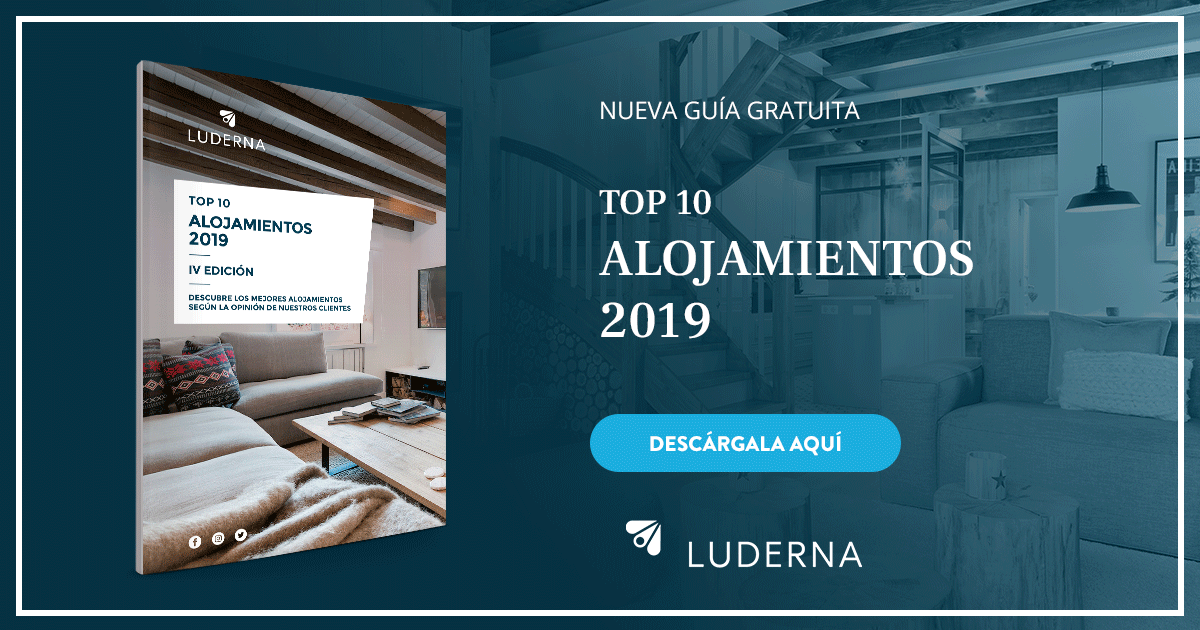 mejores alojamientos 2019 luderna