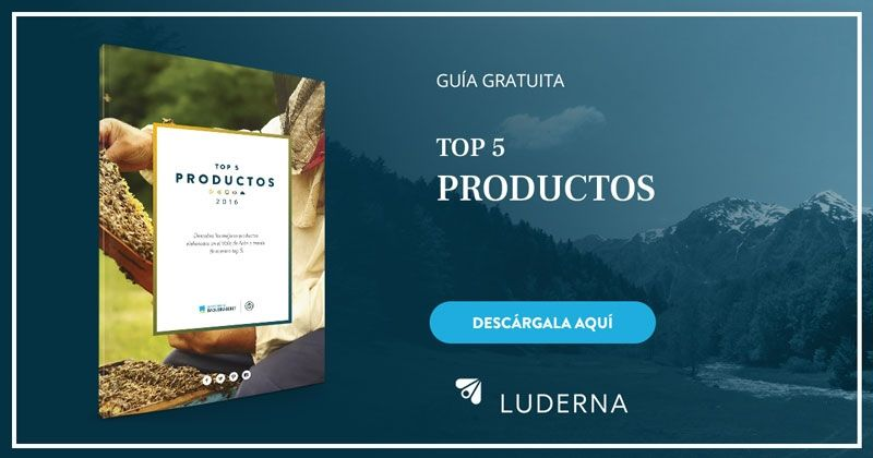 Ebook: Top 5 Productos Valle de Arán
